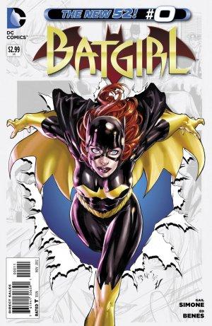 Batgirl # 0 Issues V4 (2011 - 2016) - The New 52