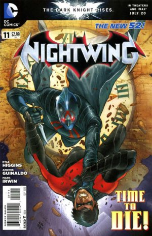 Nightwing # 11 Issues V3 (2011 - 2014) - The New 52