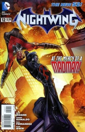 Nightwing # 12 Issues V3 (2011 - 2014) - The New 52