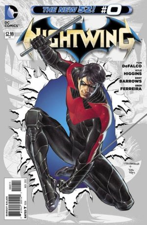 Nightwing # 0 Issues V3 (2011 - 2014) - The New 52