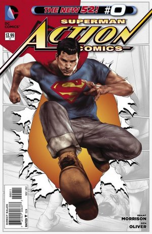 Action Comics # 0 Issues V2 (2011 - 2016)