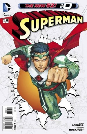 Superman # 0 Issues V3 (2011 - 2016)