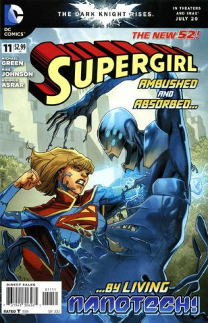 Supergirl # 11 Issues V6 (2011 - 2016)