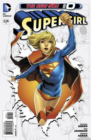Supergirl # 0 Issues V6 (2011 - 2016)