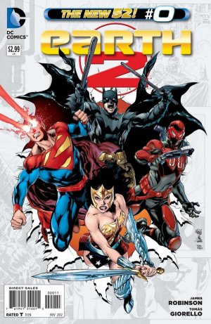 Earth Two # 0 Issues V1 (2012 - 2015)