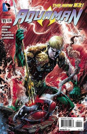 Aquaman # 11 Issues V7 (2011 - 2016) - The New 52