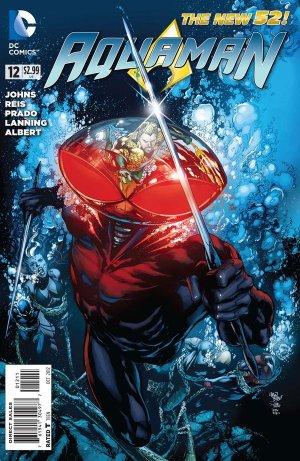 Aquaman # 12 Issues V7 (2011 - 2016) - The New 52