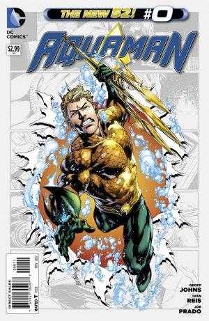 Aquaman # 0 Issues V7 (2011 - 2016) - The New 52