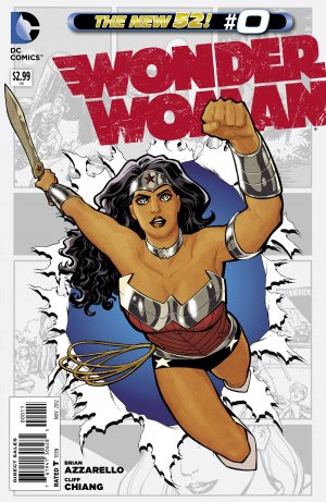 Wonder Woman # 0 Issues V4 - New 52 (2011 - 2016)