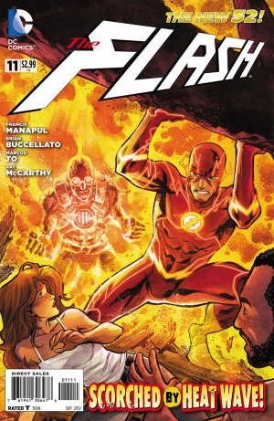Flash # 11 Issues V4 (2011 - 2016) - The New 52