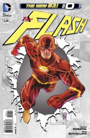 Flash # 0 Issues V4 (2011 - 2016) - The New 52