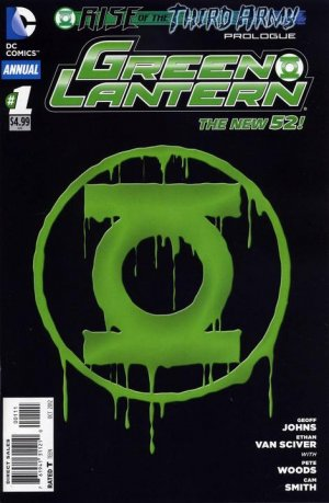 Green Lantern édition Issues V5 - Annuals (2012 - 2015)