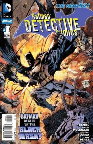 Batman - Detective Comics édition Issues V2 - Annuals (2012 - 2014)