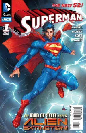 Superman édition Issues V3 - Annuals (2012 - 2015)