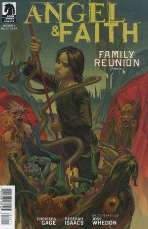 Angel & Faith # 12 Issues (2011 - 2013)