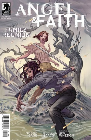 Angel & Faith # 13 Issues (2011 - 2013)