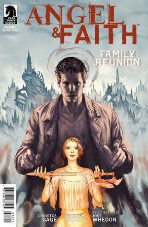 Angel & Faith # 14 Issues (2011 - 2013)