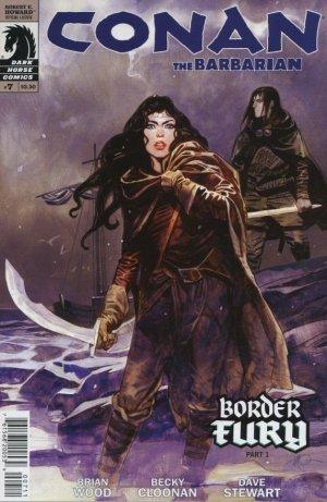 Conan Le Barbare # 7 Issues V3 (2012 - 2014)