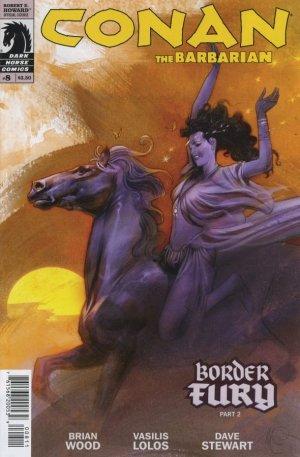 Conan Le Barbare # 8 Issues V3 (2012 - 2014)