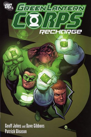 Green Lantern Corps - Recharge édition TPB softcover (souple)