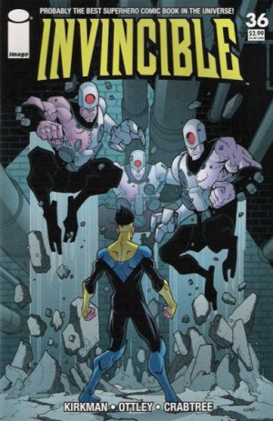 Invincible # 36 Issues V1 (2003 - 2018)