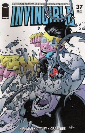 Invincible # 37 Issues V1 (2003 - 2018)