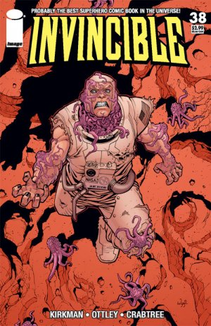 Invincible # 38 Issues V1 (2003 - 2018)