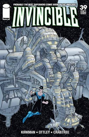 Invincible # 39 Issues V1 (2003 - 2018)