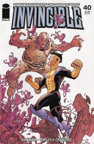 Invincible # 40 Issues V1 (2003 - 2018)