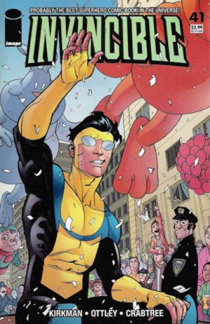 Invincible # 41 Issues V1 (2003 - 2018)