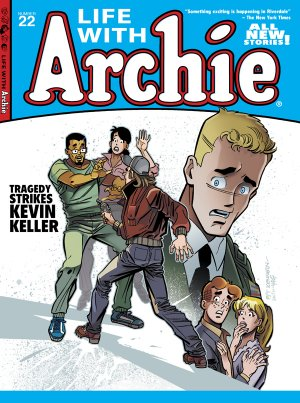 Life with Archie édition Simple V2 (2010 - 2014)
