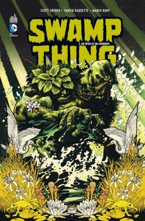 La Créature du Marais édition TPB hardcover (cartonnée) - Issues V5