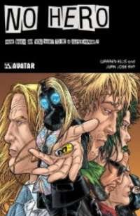 No Hero édition TPB softcover (souple)