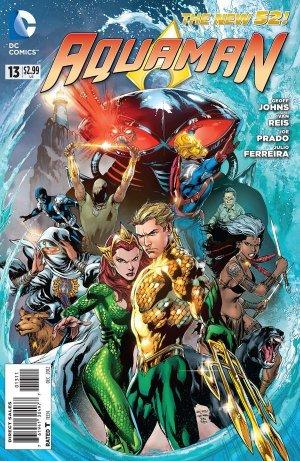 Aquaman # 13 Issues V7 (2011 - 2016) - The New 52
