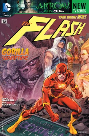 Flash # 13 Issues V4 (2011 - 2016) - The New 52