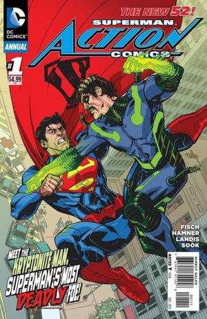 Action Comics édition Issues V2 - Annuals (2012 - 2014)