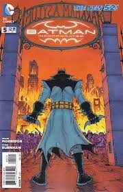 Batman Incorporated # 5 Issues V2 (2012 - 2013) - Reboot New 52