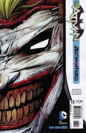 Batman # 13 Issues V2 (2011 - 2016) - The New 52