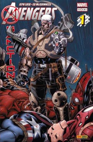 Avengers - X-Sanction