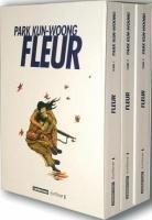 couverture, jaquette Fleur  COFFRET (casterman manga) Manhwa