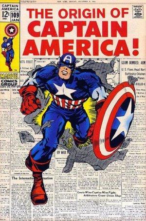 Captain America # 109 Issues V1 (1968 - 1996)