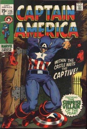 Captain America 125 - Captured in Viet Nam!