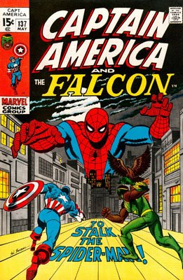 Captain America # 137 Issues V1 (1968 - 1996)