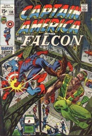 Captain America # 138 Issues V1 (1968 - 1996)