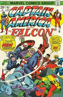 Captain America # 181 Issues V1 (1968 - 1996)