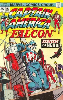 Captain America # 183 Issues V1 (1968 - 1996)