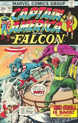 Captain America # 184 Issues V1 (1968 - 1996)