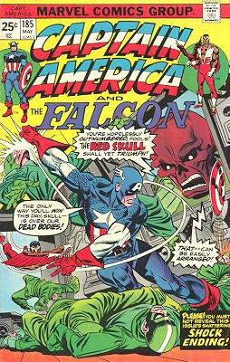 Captain America # 185 Issues V1 (1968 - 1996)
