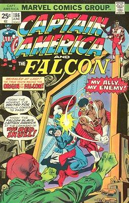 Captain America # 186 Issues V1 (1968 - 1996)