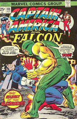 Captain America # 188 Issues V1 (1968 - 1996)